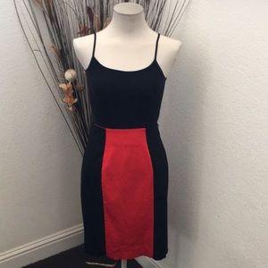⭐️Worthington Petite Black & Red Pencil Skirt
